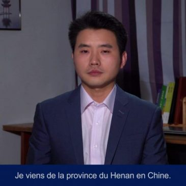 Témoignages de membres de la CAG: Brother Wang