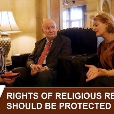 Rights of Religious Refugees Should Be Protected